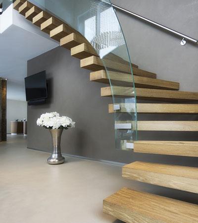 pose d'escaliers – menuiserie à Lyon