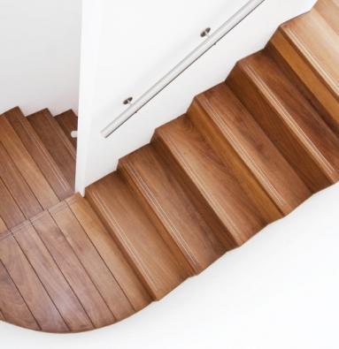 Fabrication et pose d'escalier en bois